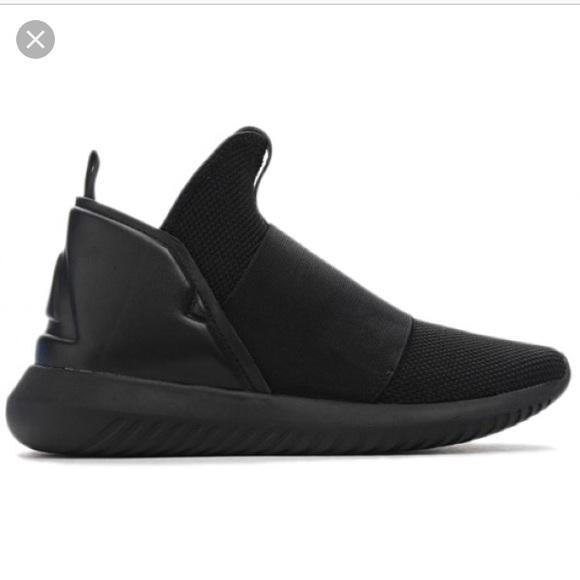 le adidas tubulare defiant nero poshmark femminili